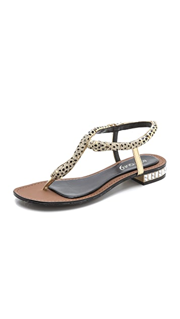 Boutique 9 Bye Babe Flat Sandals