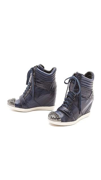 Boutique 9 Nevan Low Wedge Sneakers