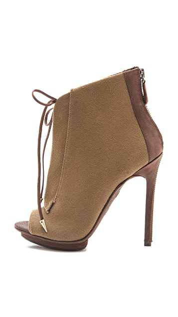 Boutique 9 Orrino 2 Lace Up Booties