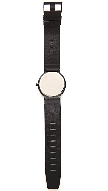 Braun Classic Watch with Date