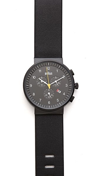 Braun Classic Chronograph Watch