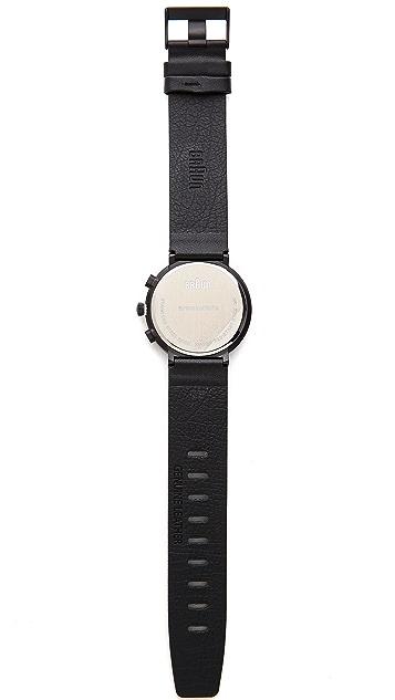 Braun Classic Chronograph Watch