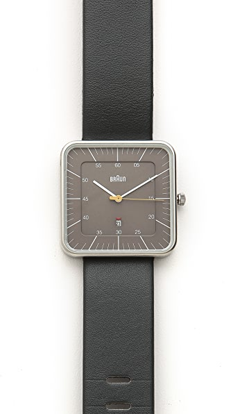 Braun Classic Square Watch