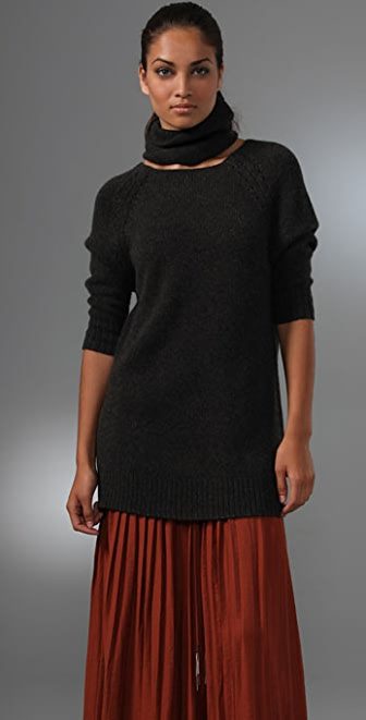 Brochu Walker Tunic with Neck Warmer