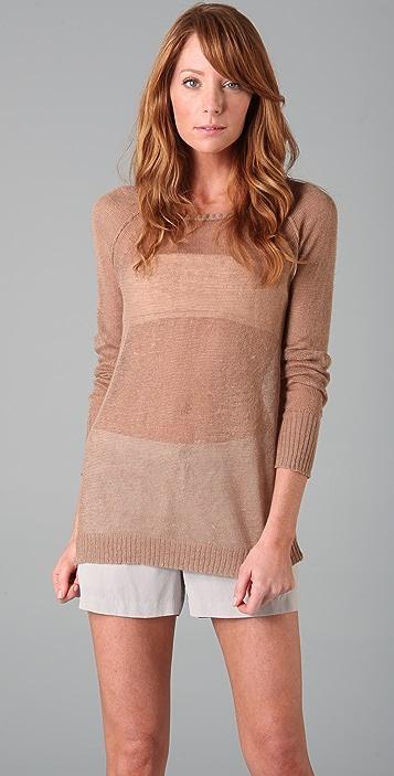 Brochu Walker Crew Neck Pullover Sweater