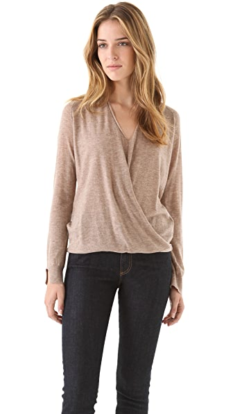 Brochu Walker Tissue Cashmere Sweater