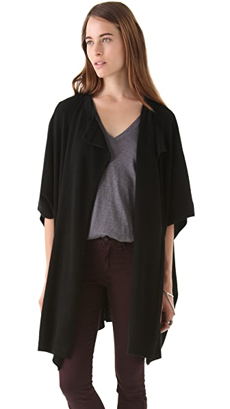 Brochu Walker One Button Cape