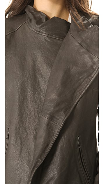 Brochu Walker Leather Jacket