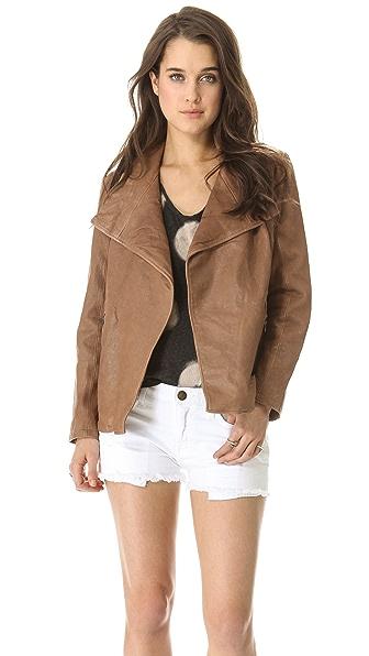 Brochu Walker Leather Jacket