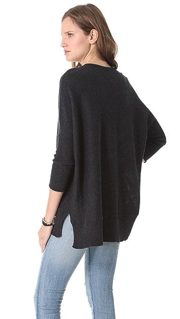 Brochu Walker Beach Tunic Sweater