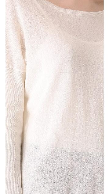 Brochu Walker Dolman Sweater