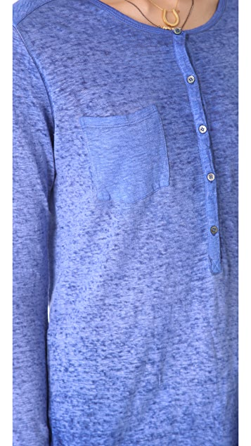 Brochu Walker Pocket Henley