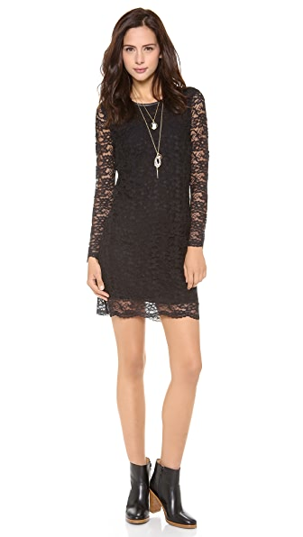 Brochu Walker Lace Dress