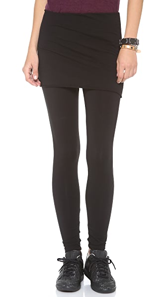Brochu Walker Fold Over Leggings