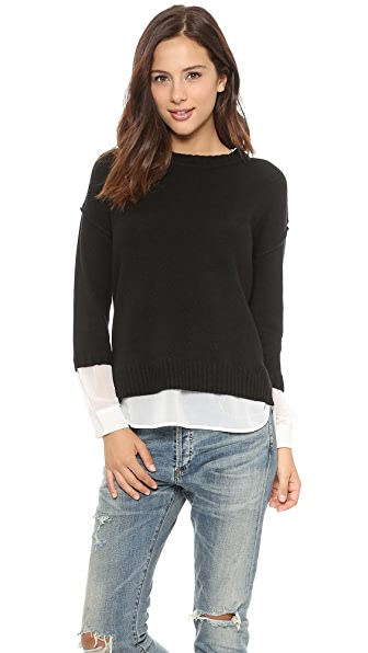 Brochu Walker Looker Crew Neck Sweater