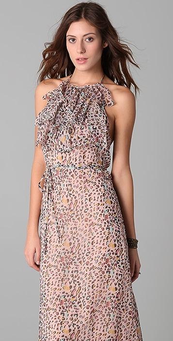 Brette Sandler Swimwear Sydney Long Cover Up Dress