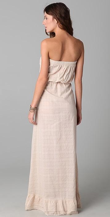 Brette Sandler Swimwear Lauren Maxi Cover Up Dress