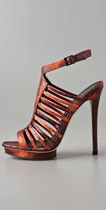 B Brian Atwood Calistta High Heel Sandals