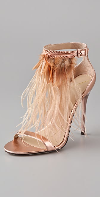 B Brian Atwood Laracca High Heel Sandals