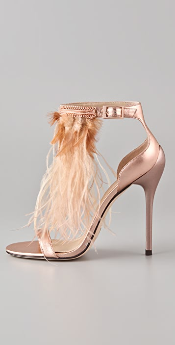B Brian Atwood Laracca High Heel Sandals