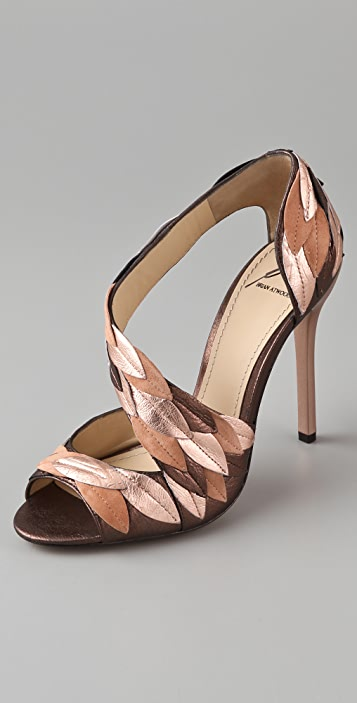 B Brian Atwood Lunetta High Heel Sandals