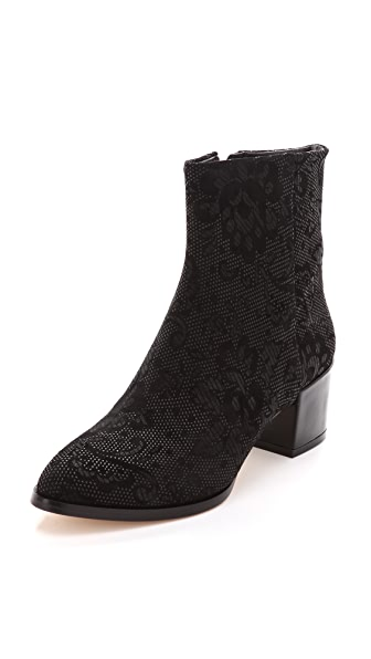 B Brian Atwood Gioia Romantico Booties