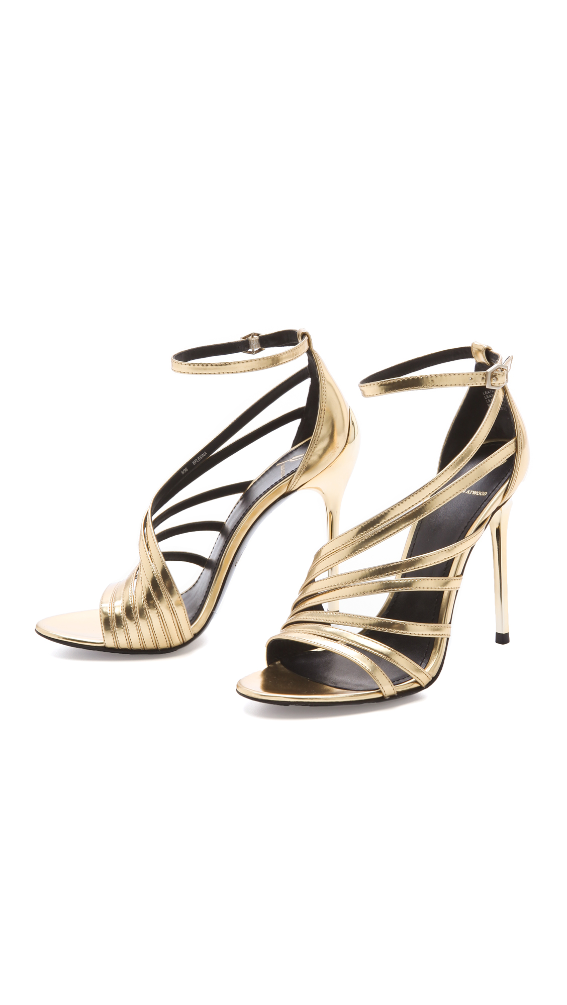 B Brian Atwood Lesina Strappy Sandals Shopbop