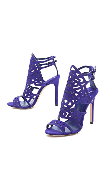 B Brian Atwood Laplata Sandals