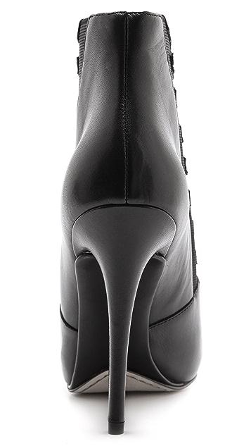 B Brian Atwood Duris High Heel Booties