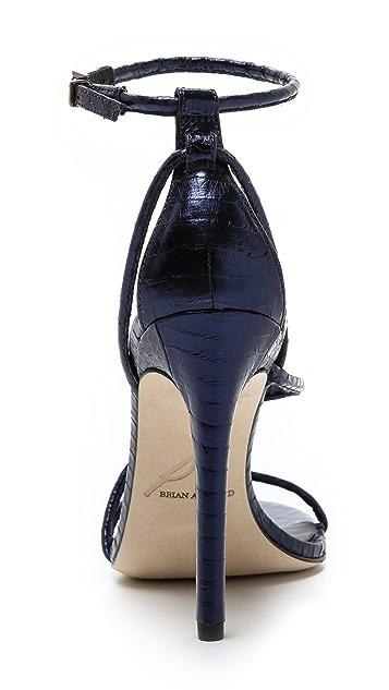 B Brian Atwood Labrea Strappy Sandals
