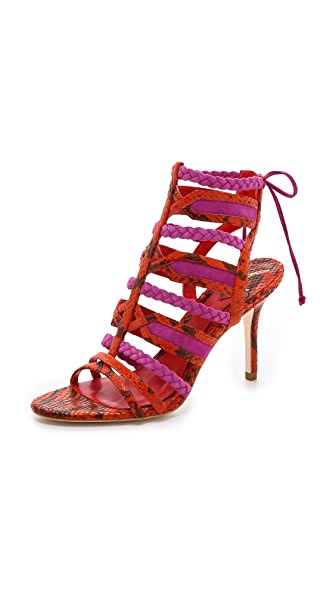 B Brian Atwood Elisa Strappy Sandals