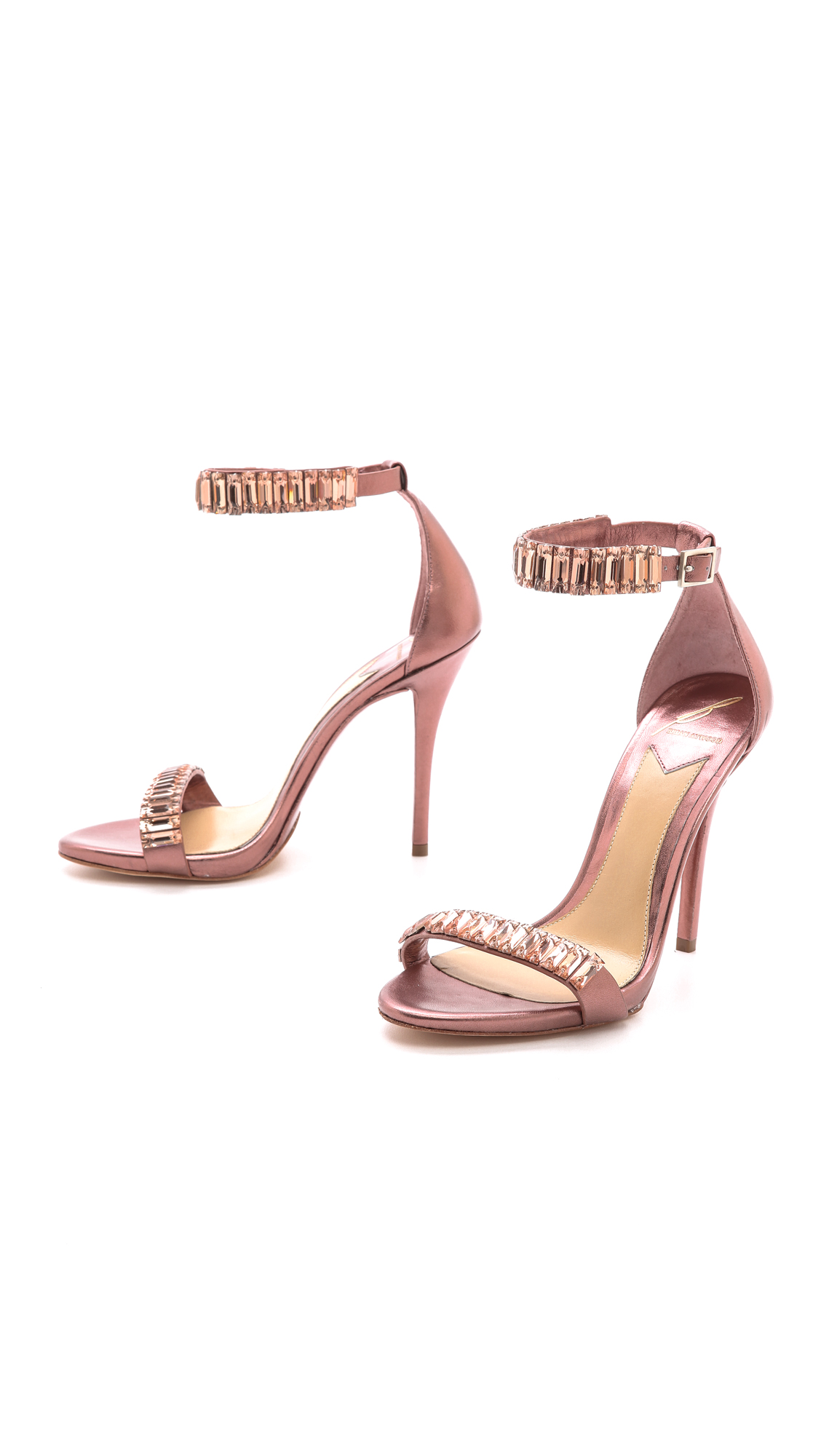 81bbf2cb734 B Brian Atwood Ciara Jeweled Sandals   SHOPBOP