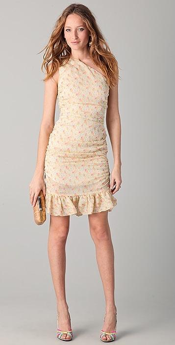 Brose Marni One Shoulder Dress