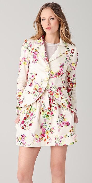 Brose Milly Floral Blazer
