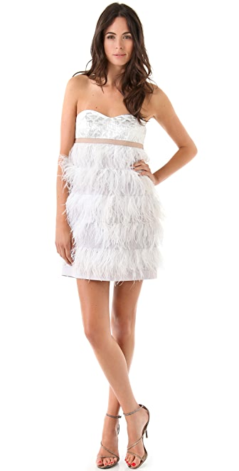 Brose Debbie Strapless Dress