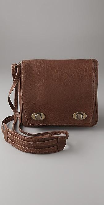 Bryna Nicole Square Mini Messenger Bag