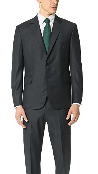Brooklyn Tailors Super 110 Wool Suit Jacket