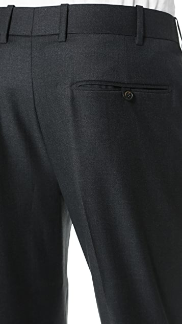 Brooklyn Tailors Super 110 Wool Suit Trousers