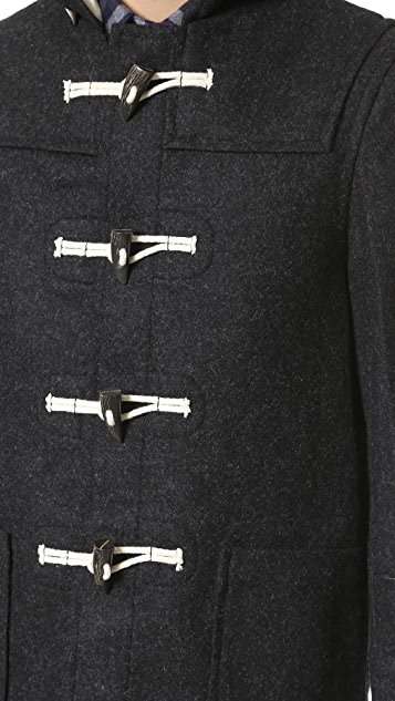 Brooklyn Tailors Duffle Coat