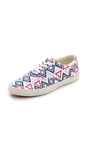 BucketFeet Nautical Sneakers