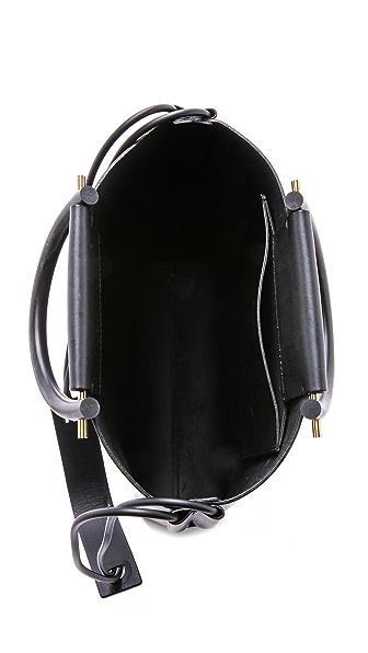 Business Tote Bag in Black