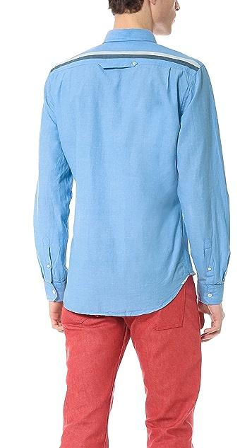 Burkman Bros. Selvedge Shirt
