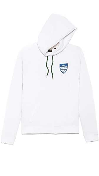 Burkman Bros. Hooded Sweatshirt