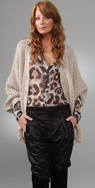 By Malene Birger Sucio Dolman Sleeve Cardigan