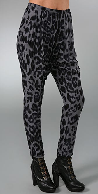 By Malene Birger Linexa Leopard Harem Pants