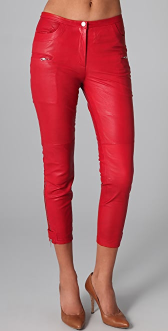 By Malene Birger Topa Leather Pants
