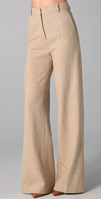 By Malene Birger Camomille Wide Leg Pants