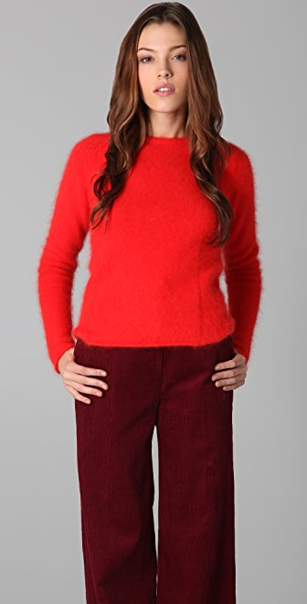 By Malene Birger Pinna Angora Sweater