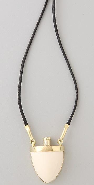 By Malene Birger Bottina Pointy Stone Necklace