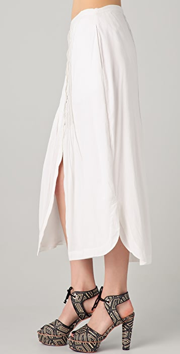 By Malene Birger Sinaa Mid Length Skirt